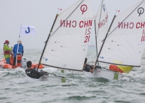 Team China is the 2017 Overall Asian & Oceanian Team Racing Champion