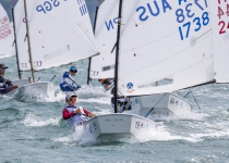 Final Day Determines 2017 Optimist Asian & Oceanian Champions